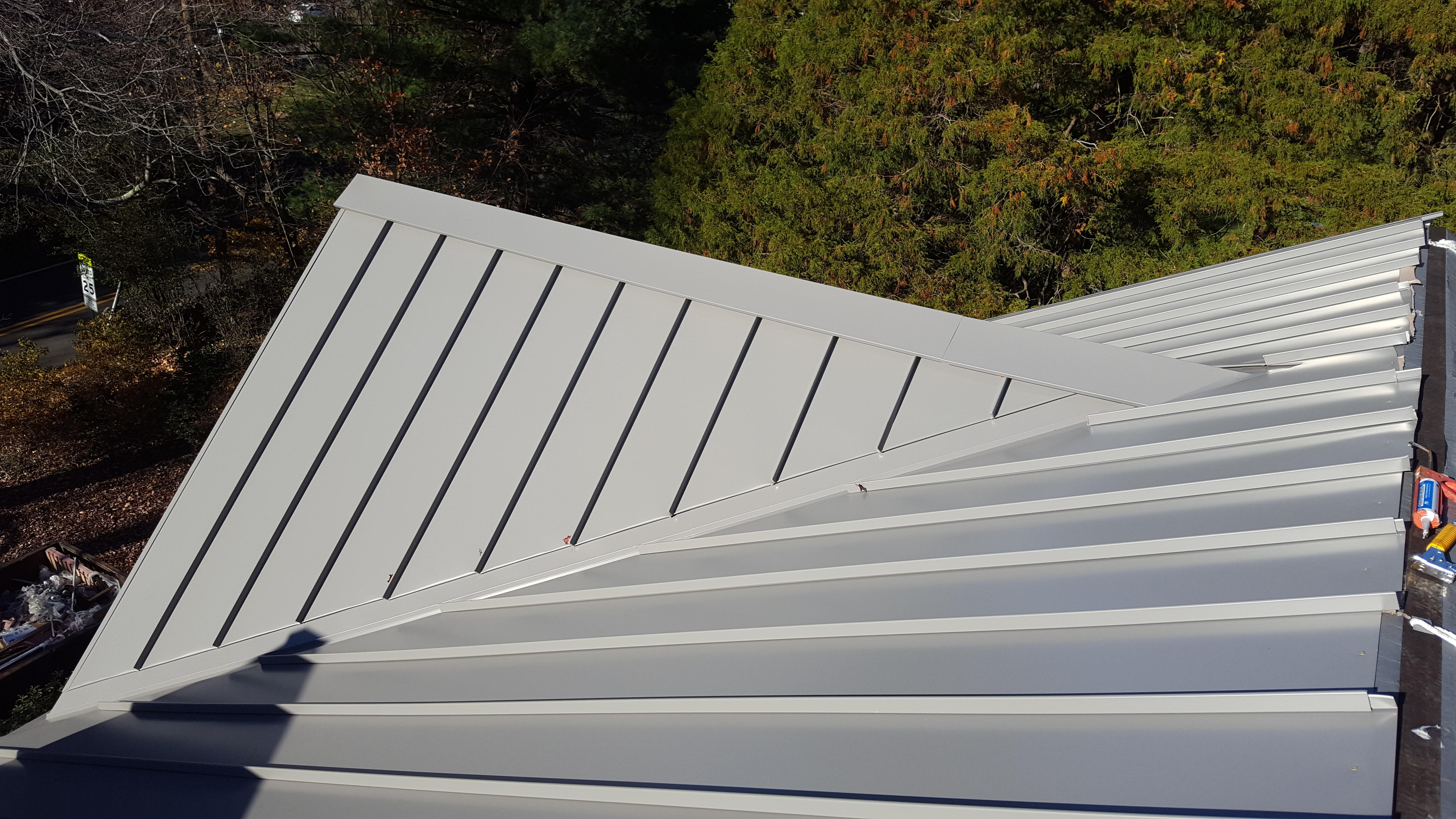 Metal Roofing Projects Bergen