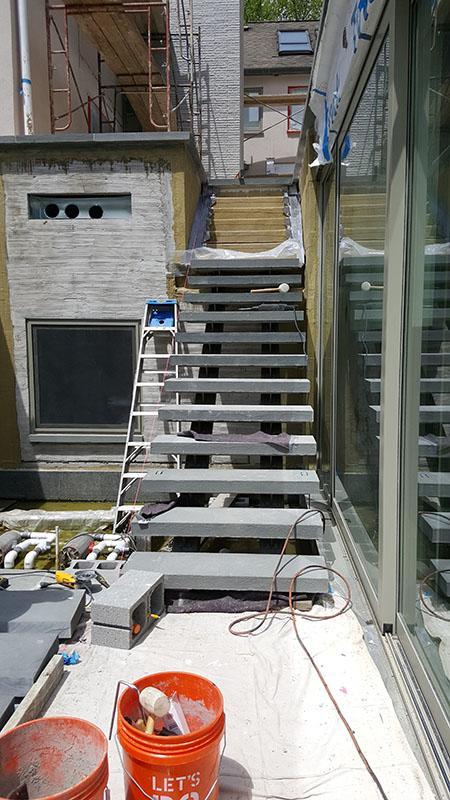 Kemper System Waterproofing Bergen County Commercial